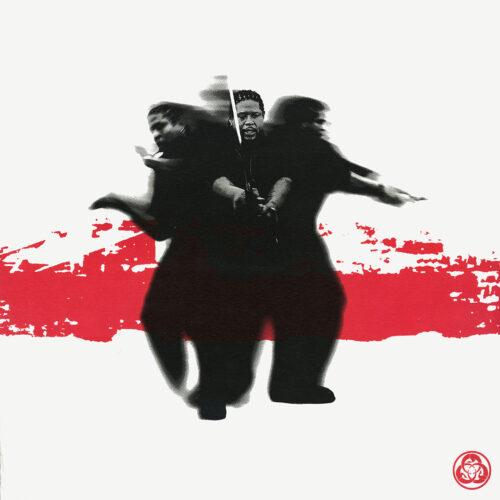 RZA Ghost Dog 36 Chambers LP, Reissue Vinyl