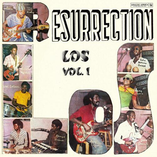 Los Camaroes Ressurection Los Analog Africa LP Vinyl