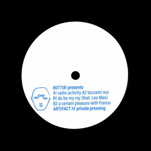"""Bottin Artifact 14 Artifact 12"""" Vinyl"""
