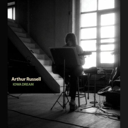 Arthur Russell Iowa Dream Audika 2xLP Vinyl