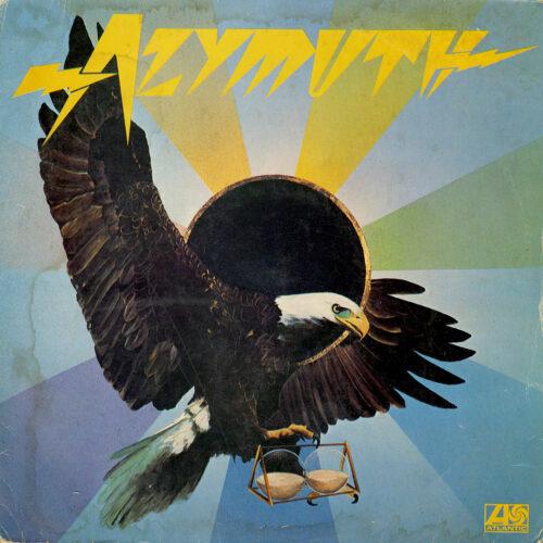 Azymuth Águia Não Come Mosca Atlantic LP Vinyl