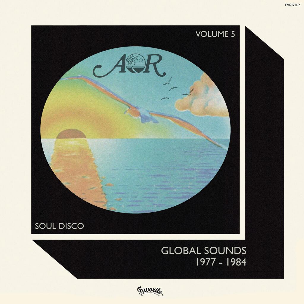Charles Maurice, Various AOR Global Sounds, Vol. 5 Favorite Records 2xLP, Compilation Vinyl