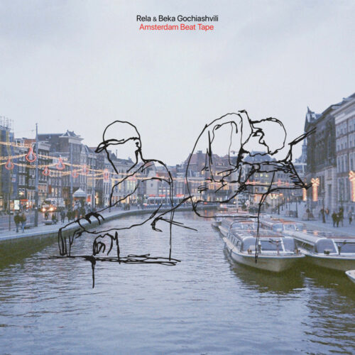 Rela & Beka Gochiashvili Amsterdam Beat Tape Inner Tribe Records LP Vinyl