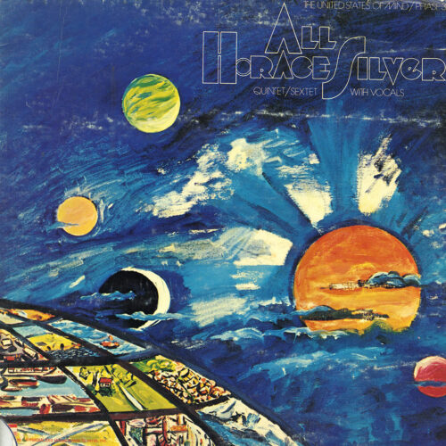 Horace Silver Quintet/Sextet All (The United States Of Mind / Phase 3) Blue Note LP Vinyl