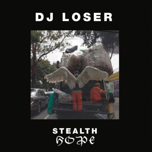 DJ Loser Stealth Hope Novi Svijet LP Vinyl