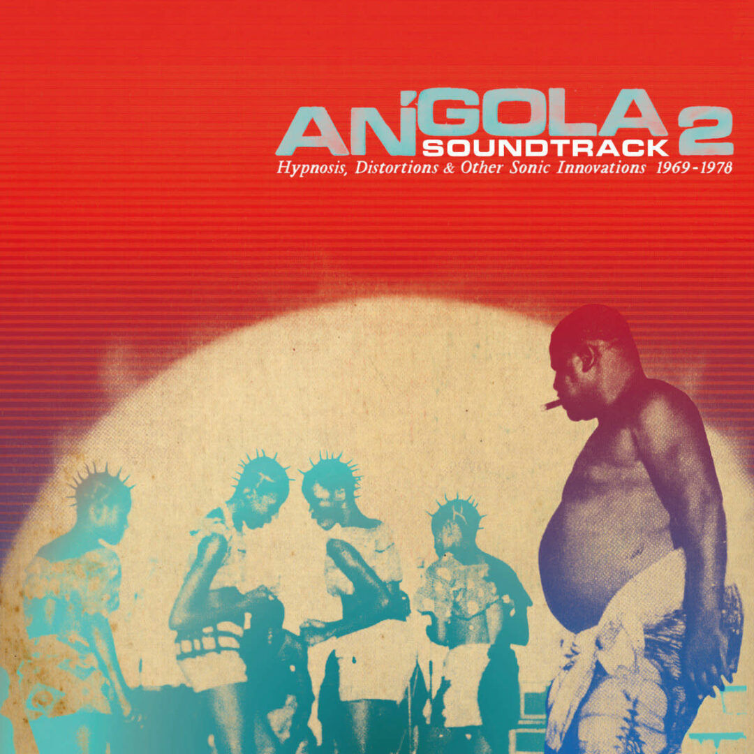 Various Angola 2 Analog Africa 2xLP Vinyl