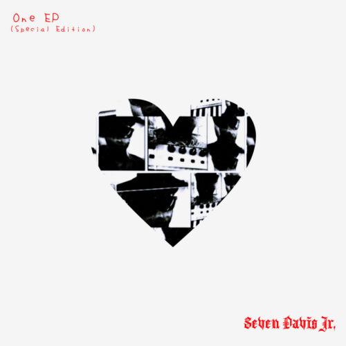 "Seven Davis Jr One EP Secret Angels 12"", Reissue, Repress Vinyl"