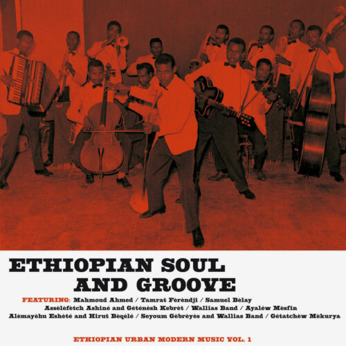 Various Ethiopian Soul And Groove – Urban Modern Music Heavenly Sweetness Compilation, LP, Reissue Vinyl