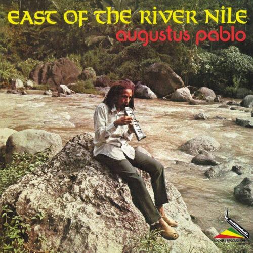 Augustus Pablo East Of The River Nile Message LP, Reissue Vinyl