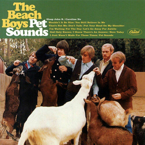 J Dilla, The Beach Boys Pet Sounds: In The Key Of Dee Not On Label LP, Reissue Vinyl