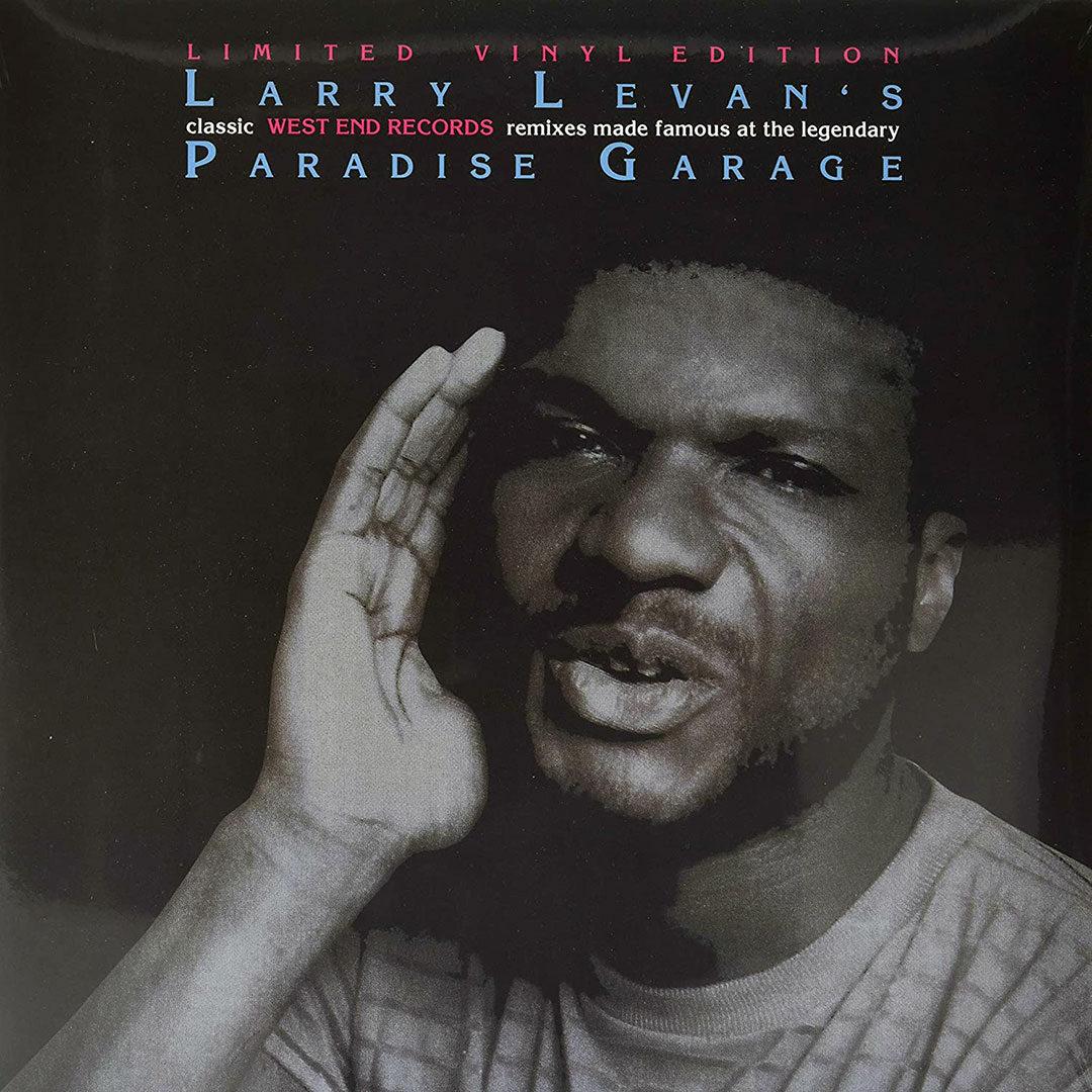 Larry Levan Classic West End Records Remixes… West End Records 3x12, Compilation, Repress Vinyl