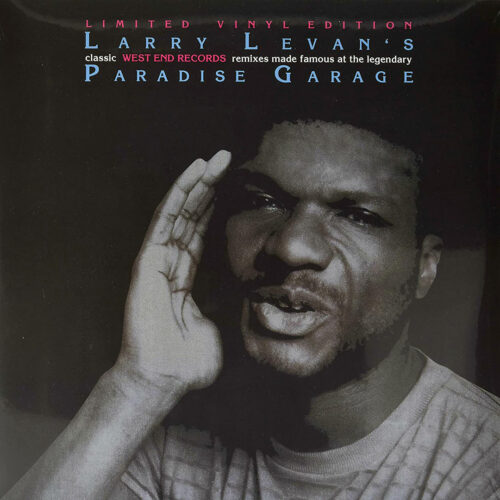 Larry Levan Classic West End Records Remixes… West End Records 3x12, Compilation, Repress Vinyl