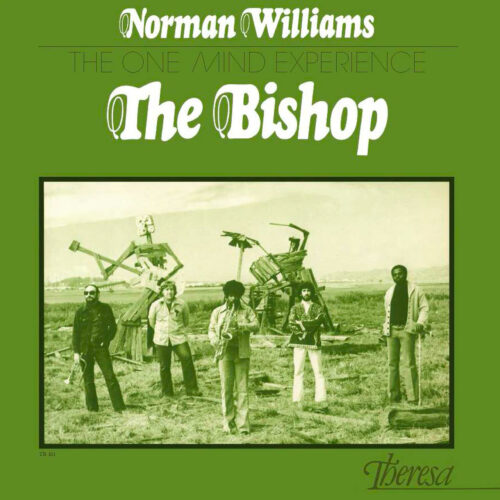 Norman Williams The Bishop Pure Pleasure LP, Reissue Vinyl