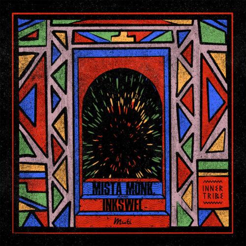 Mista Monk Muti Inner Tribe Records LP Vinyl