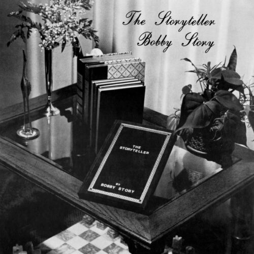Bobby Story The Storyteller Tidal Waves Music LP, Reissue Vinyl