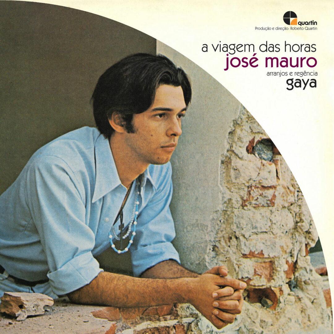 Jose Mauro A Viagem Das Horas Far Out Recordings LP, Reissue Vinyl