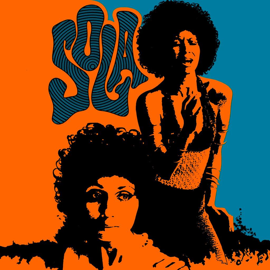 Sola Sola Be With Records LP, Reissue, Reisue Vinyl