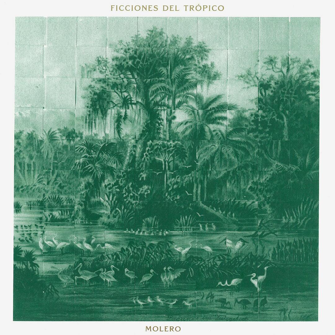 Molero Ficciones Del Trópico Holuzam LP Vinyl