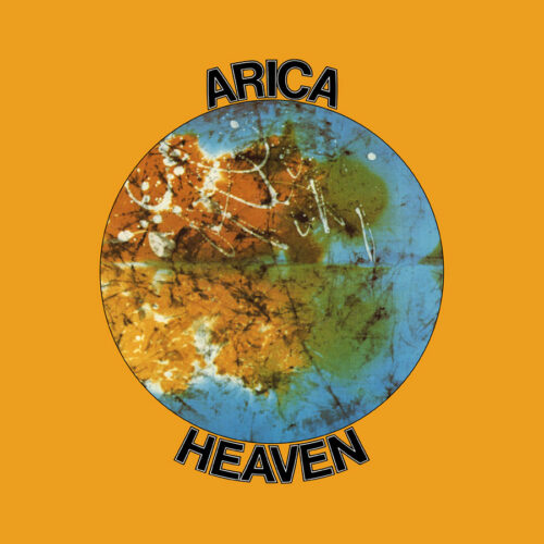 Arica Heaven Tidal Waves Music LP, Reissue Vinyl