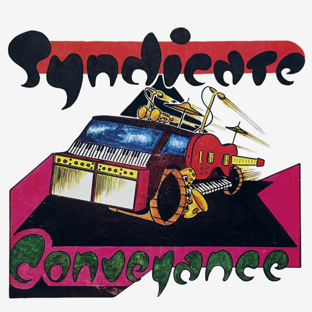 Syndicate Conveyance Mad About Records LP, Reissue Vinyl