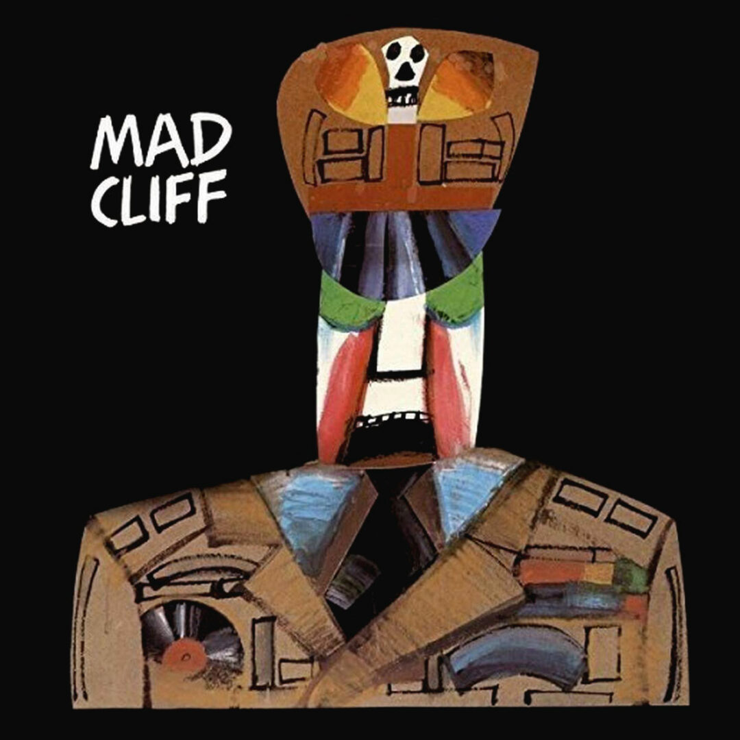 Madcliff Madcliff Soul Brother Records LP, Reissue Vinyl