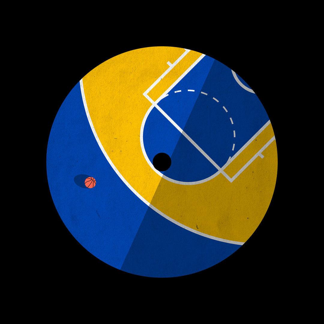 """Clafrica Never Not Balling Darker Than Wax 12"""" Vinyl"""