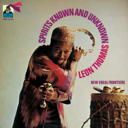 Leon Thomas Spirits Known And Unknown Flying Dutchman LP, Reissue Vinyl