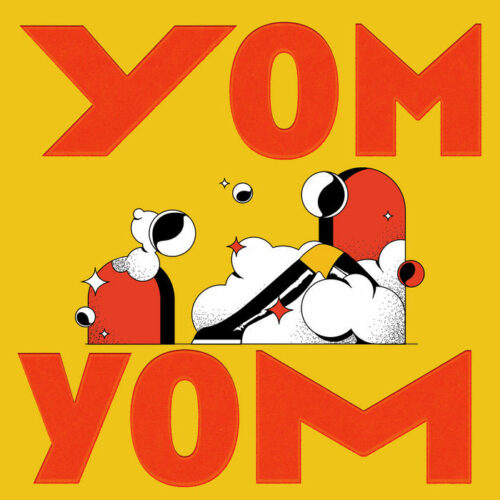 "Rabo & Snob Yom Yom Razor-N-Tape 12"" Vinyl"