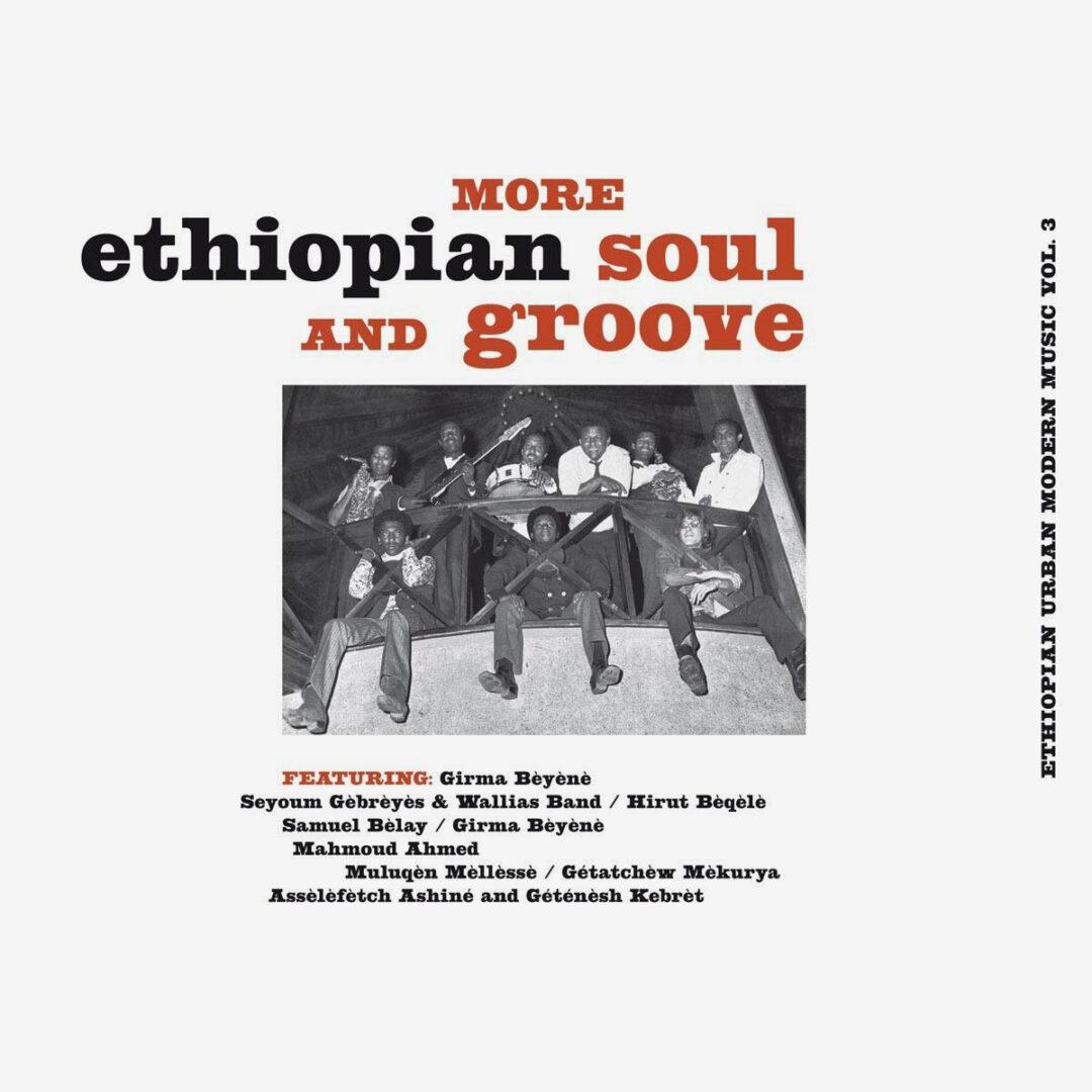 Various More Ethiopian Soul And Groove – Urban Modern Music Vol. 3 Heavenly Sweetness Compilation, LP, Reissue Vinyl