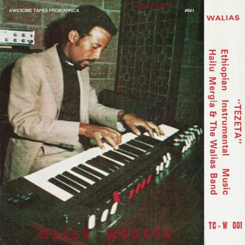 Hailu Mergia Tezeta Awesome Tapes From Africa LP, Reissue Vinyl