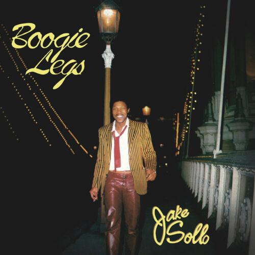Jake Sollo Boogie Legs Tidal Waves Music LP, Reissue Vinyl