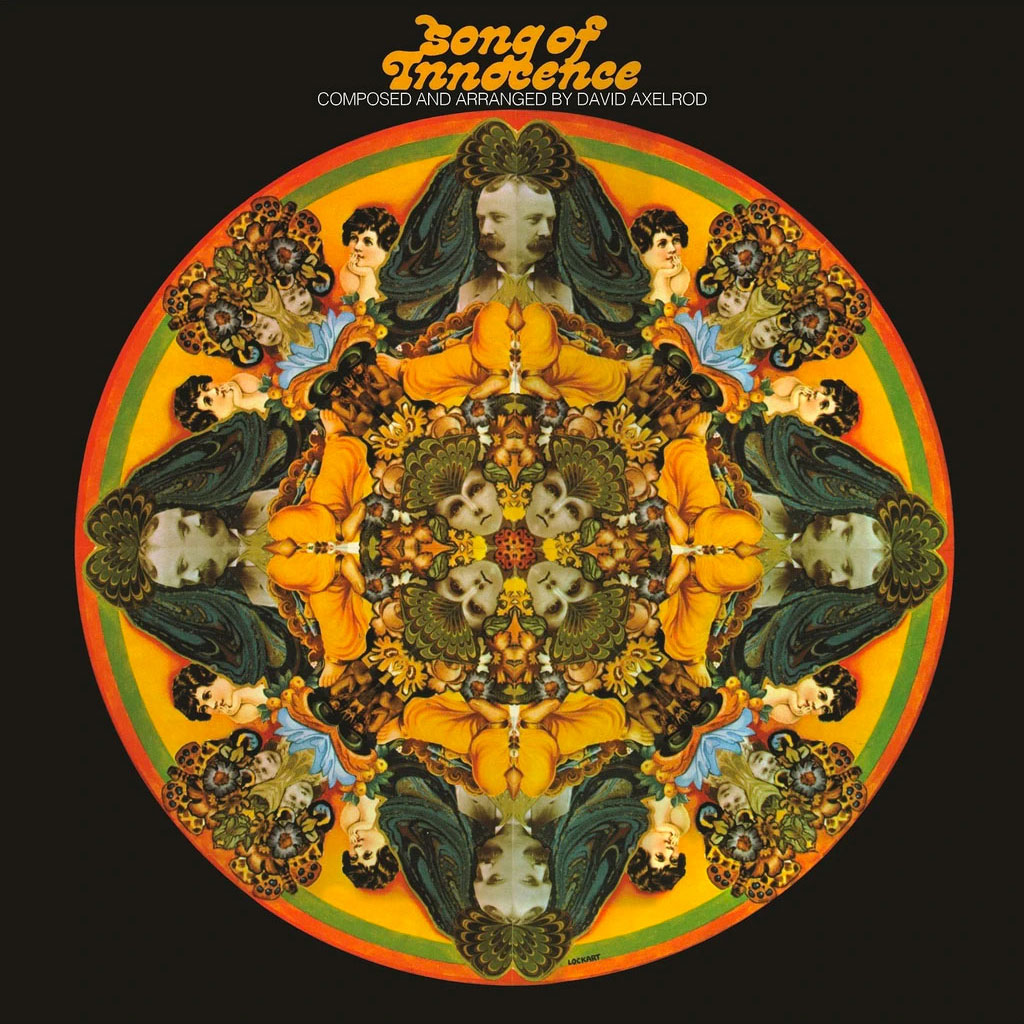 David Axelrod Song Of Innocence Now-Again LP, Reissue Vinyl