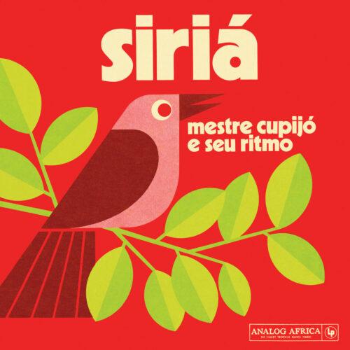 Mestre Cupijó Siriá Analog Africa LP, Reissue Vinyl