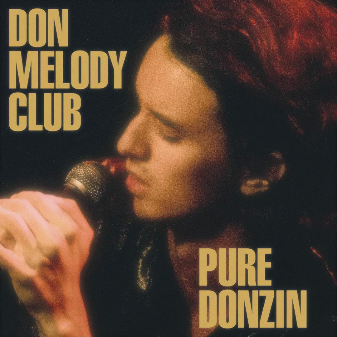 Don Melody Club Pure Donzin Bongo Joe LP Vinyl