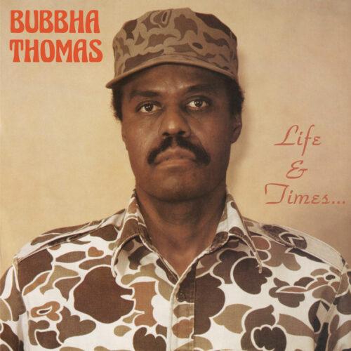 Bubbha Thomas Life & Times Tidal Waves Music LP, Reissue Vinyl
