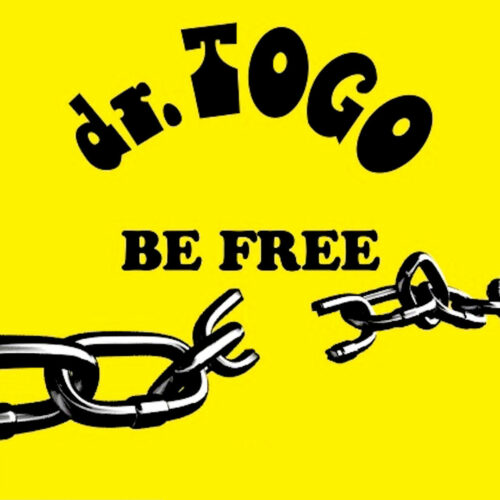 "Dr. Togo Be Free Best Record 12"", Reissue Vinyl"