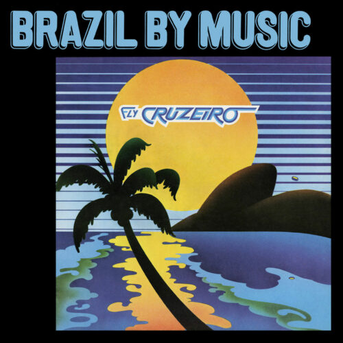 Azymuth, Marcos Valle Fly Cruzeiro Tidal Waves Music LP, Reissue Vinyl