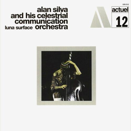 Alan Silva Luna Surface BYG Records 180g, LP, Reissue Vinyl