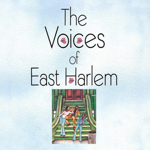 Voices Of East Harlem Voices Of East Harlem Soul Brother Records LP, Reissue Vinyl