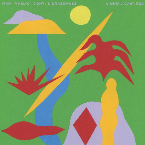 "Grassmass, Ivan Conti A Mina / Caatinga New Dawn 12"" Vinyl"