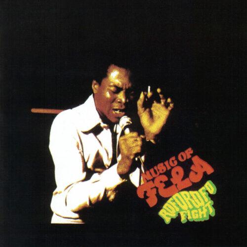 Fela Kuti Roforofo Fight Knitting Factory Records LP, Reissue Vinyl