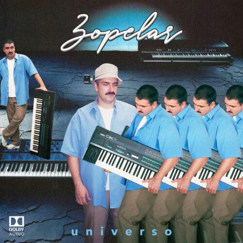 "Zopelar Universo Apron Records 12"" Vinyl"