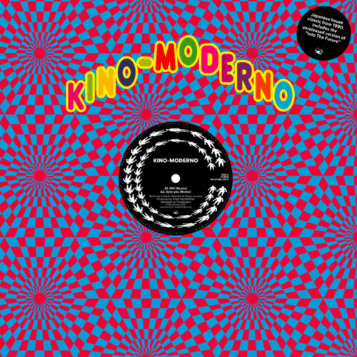 "Kino-Moderno Rift / Sync You / Into The Future Rush Hour 12"" Vinyl"