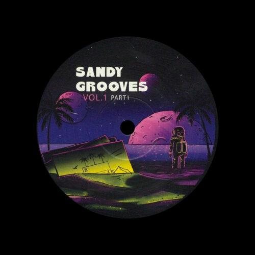 """Various Sandy Grooves, Vol. 1 (Pt. 1) Boogie Bodega 12"""" Vinyl"""