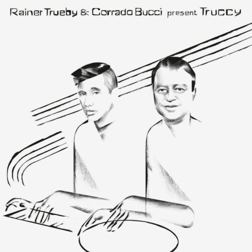 """Corrado Bucci, Rainer Trueby Kenyatta Compost Records 12"""" Vinyl"""