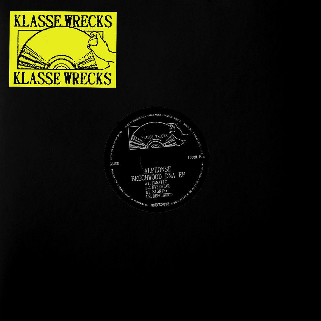 "Alphonse Beechwood DNA Klasse Wrecks 12"" Vinyl"