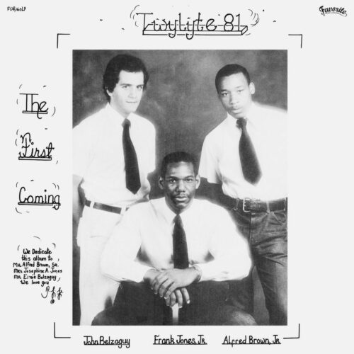 Twylyte 81 The First Coming Favorite Recordings LP, Reissue Vinyl