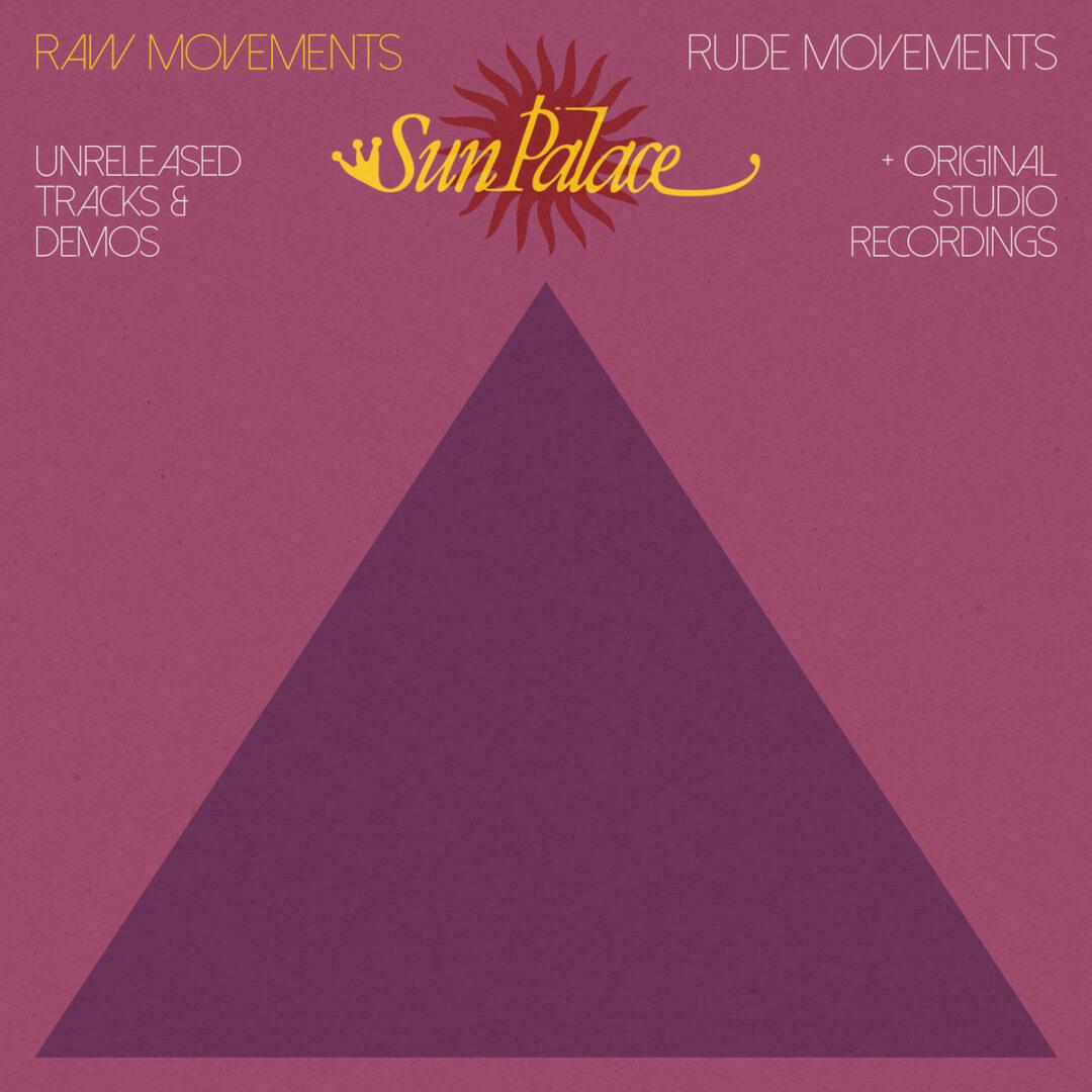 Sun Palace Raw Movements / Rude Movements BBE 2x12, Compilation Vinyl