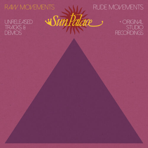 Sun Palace Raw Movements / Rude Movements BBE 2x12, Compilation Vinyl