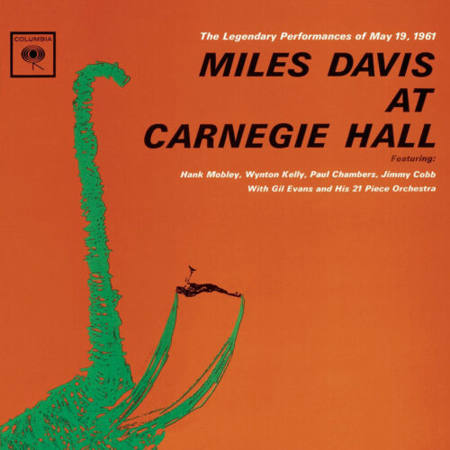 Miles Davis At Carnegie Hall, Vol. 1 Honey Pie Records LP Vinyl